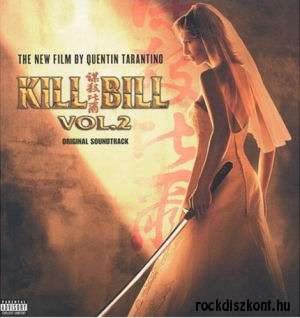 A Quentin Tarantino Film - Kill Bill Vol 2 - Original Soundtrack LP