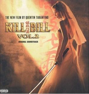 A Quentin Tarantino Film - Kill Bill Vol 2 - Original Soundtrack LP