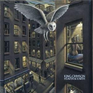 King Crimson - Heaven & Earth (18 CD, 4 Blu-ray,  2 DVD) Box Set