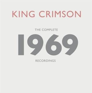 King Crimson - The Complete 1969 Recordings - 4 Blu-Ray, 1 DVD-A, 1 DVD, 20 CD