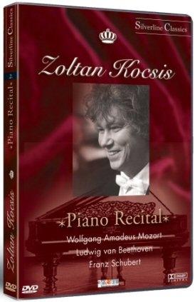 Kocsis Zoltán - Piano Recital DVD