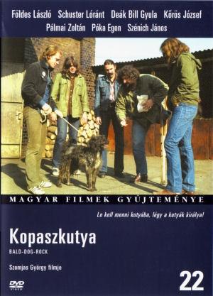 Kopaszkutya - Zenés film DVD