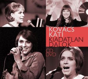 Kovács Kati - Kiadatlan dalok CD+DVD