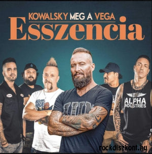 Kowalsky meg a Vega - Esszencia 3CD