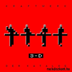 Kraftwerk - 3-D Der Katalog (German Language) 8CD