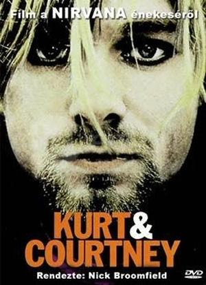 Kurt & Courtney - Film a Nirvana énekeséről DVD
