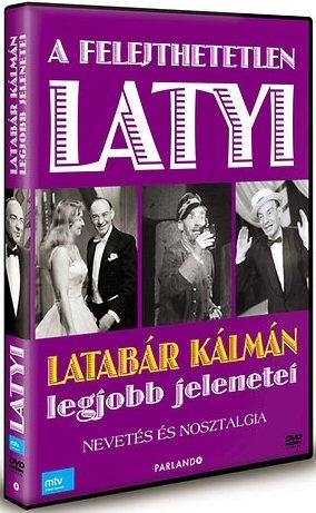 A felejthetetlen Latyi - Latabár Kálmán legjobb jelenetei - Nevetés és nosztalgia DVD