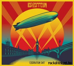 Led Zeppelin - Celebration Day (Deluxe Edition Box Set) BD (Blu-ray Disc)+DVD+2CD