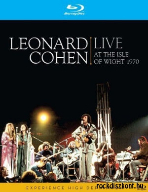 Leonard Cohen - Live At The Isle Of Wight BD (Blu-ray Disc)