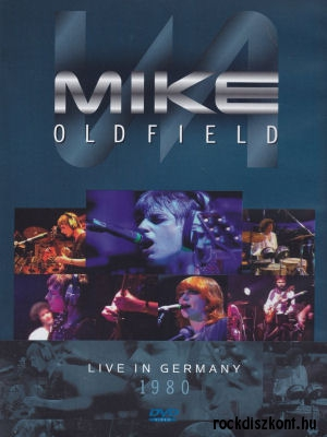 Mike Oldfield - Live In Germany 1980 DVD