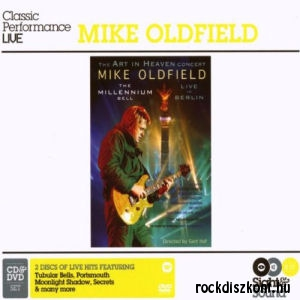 Mike Oldfield - The Art In Heaven Concert - The Millennium Bell - Live In Berlin CD+DVD