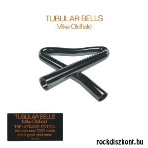Mike Oldfield - Tubular Bells 2009 (Ultimate Edition) 3CD+LP+DVD