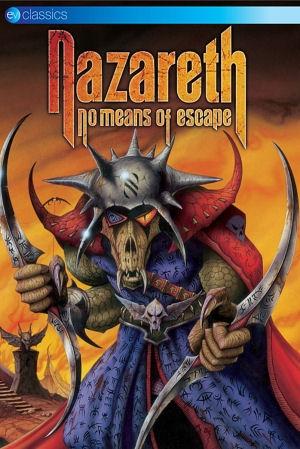 Nazareth - No Means of Escape DVD