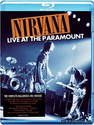 Nirvana - Live At The Paramount BD (Blu-ray Disc)