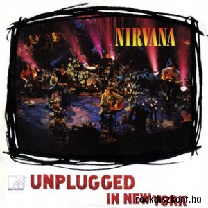 Nirvana - MTV Unplugged in New York (Vinyl) LP