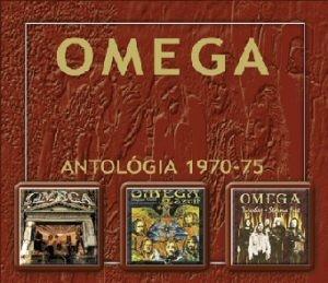 Omega - Antológia 1970-1975 3CD