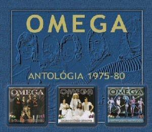 Omega - Antológia 1975-1980 3CD