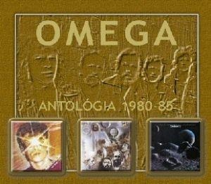 Omega - Antológia 1980-1985 3CD
