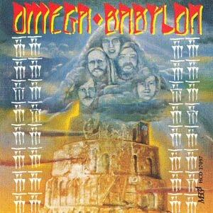 Omega - Babylon (2004 remaster) CD