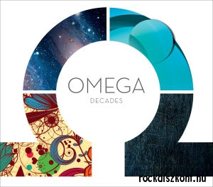 Omega - Decades (Beaty Sixties, Spacey Seventies, Progressive Eighties, Heavy Nineties) 4CD Box