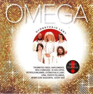 Omega - Gyöngyhajú lány - Eredeti felvételek! (Kartontokos) CD