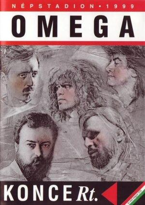 Omega - KonceRt Népstadion 1999 DVD