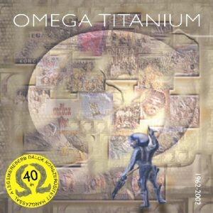 Omega - Titánium - 1962-2002 CD
