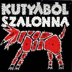 P. Mobil - Kutyából szalonna (1998-as eredeti kiadás) CD
