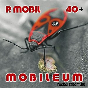 P.  Mobil - Mobileum 40+ CD