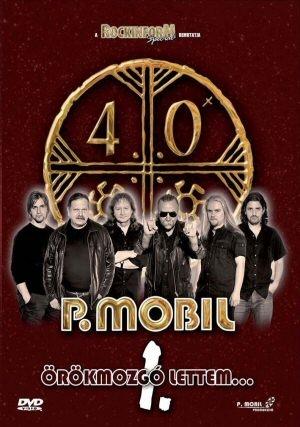 P. Mobil - Örökmozgó lettem No. 1 - DVD