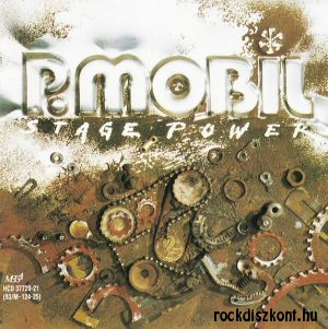 P. Mobil - Stage Power 2CD