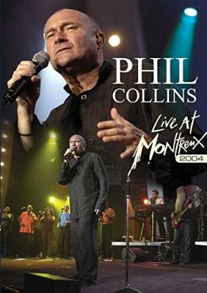 Phil Collins - Live At Montreux 2004 / 1996 - 2DVD