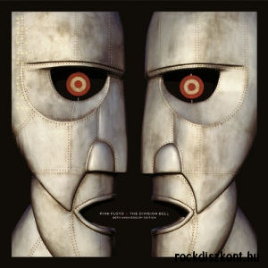 Pink Floyd - The Division Bell (20th Anniversary Deluxe Box Set) 2LP+EP+2SP+CD+BD (Blu-ray Disc)