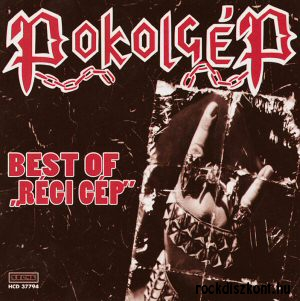 Pokolgép - Best of Régi Gép CD