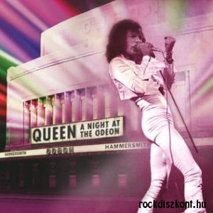 Queen - A Night at the Odeon - Hammersmith 1975 - CD+DVD