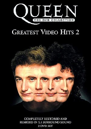 Queen - Greatest Video Hits 2. 2 DVD