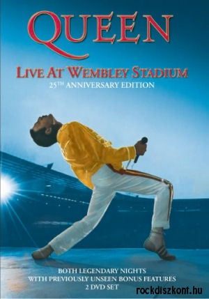 Queen - Live at Wembley Stadium (25th Anniversary Edition) 2DVD