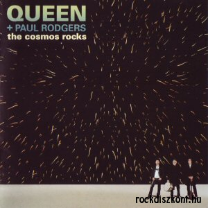 Queen + Paul Rodgers - The Cosmos Rocks CD + Limited Edition Bonus DVD