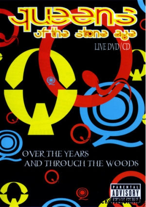 Queens of the Stone Age - Over the Years and Through the Woods DVD+CD