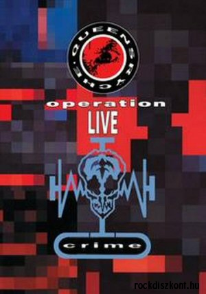 Queensryche - Operation: LIVEcrime DVD