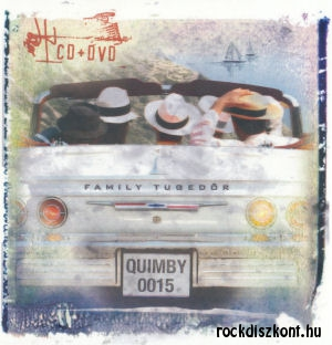 Quimby - Family Tugedör CD+DVD
