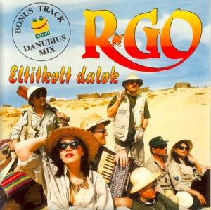 R-Go - Eltitkolt dalok CD