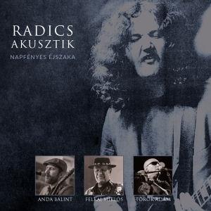 Radics Akusztik - Napfényes éjszaka (Vinyl) LP