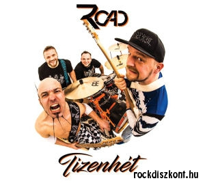 Road - Tizenhét CD