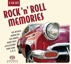 2 Disc Set - Rock n Roll Memories 2SACD