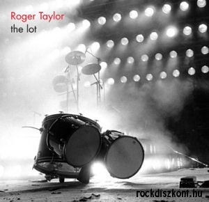 Roger Taylor - The Lot 12CD+DVD Box