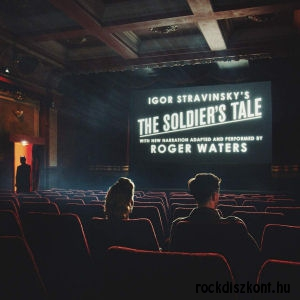 Igor Stravinsky's The Soldier's Tale - With New Narration Adapted By Roger Waters (Vinyl) 2LP