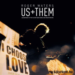 Roger Waters - Us + Them - Soundtrack to the Film by Sean Evans and Roger Waters 2CD