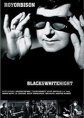 Roy Orbison - Black & White Night DVD