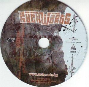 Rückwarts - Rückwarts (papírtokos) SVCD